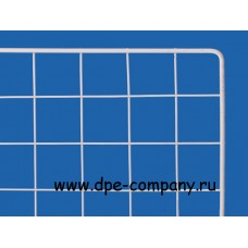 Белая решетка 7B - 1,5м*0,75м